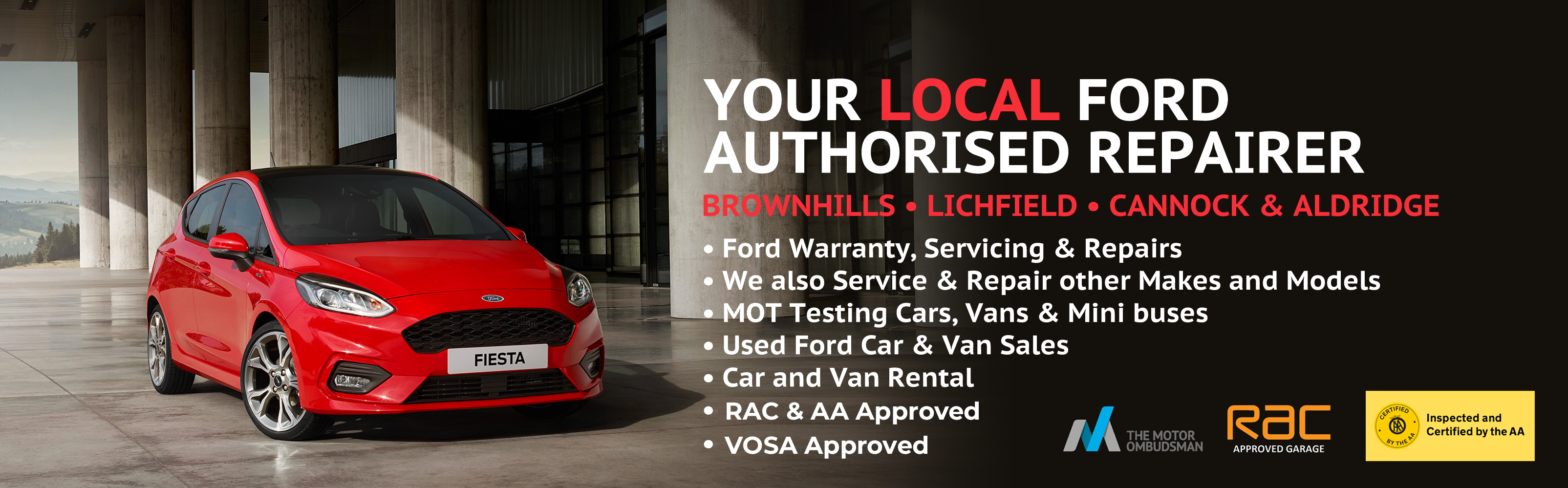 Mot S Servicing And Repairs West Midlands Golds Garages Ltd