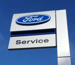 Ford Dealer Lichfield Ford Authorised Service Golds