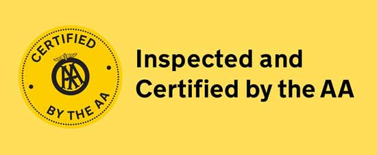 golds garages inspected certified by the aa golds garages ltd