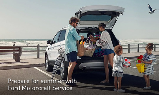 Ford Motorcraft Servicing