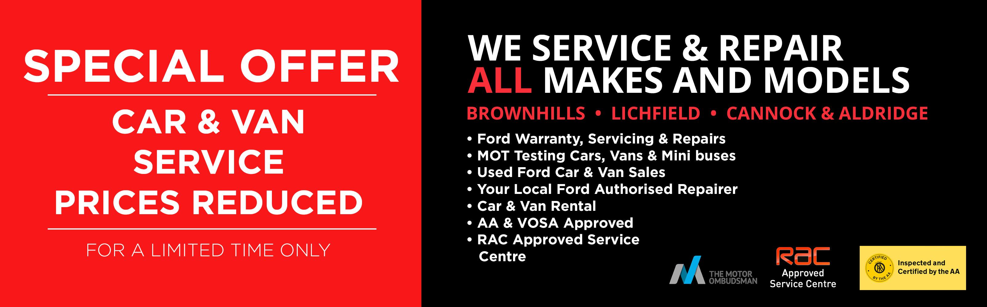 Mot Tyres Servicing And Repair Golds Garages Brownhills